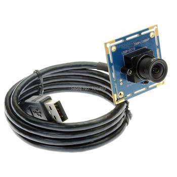ELP 2MP Full HD CMOS alb-negru monocrom usb webcam camera module for linux 78321