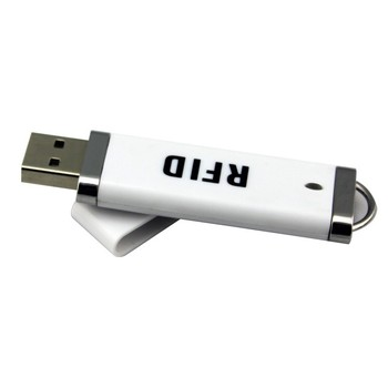 Noul Mini USB Cititor RFID pentru iPad, Android, Mac, Windows, Linux 13.56 MHz NFC IC EM4100 125khz ID card reader 52964