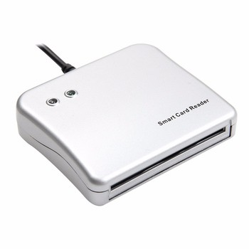 20 buc Ușor de Comunicații USB Smart Card Reader IC/ID card Reader pentru Windows/ Linux/ MAC Înaltă Calitate